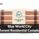 Blue World City Awami Residential Complex