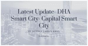 DHA Smart City- Capital Smart City