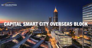 Capital smart city islamabad overseas block