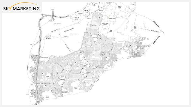 Master Plan DHA Lahore Phase 9