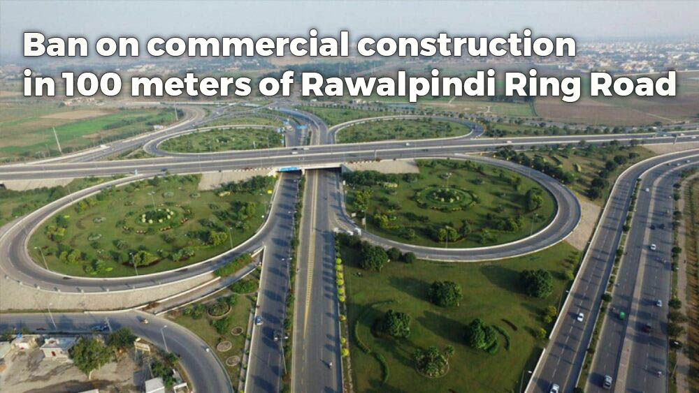 Ring Road construction banned