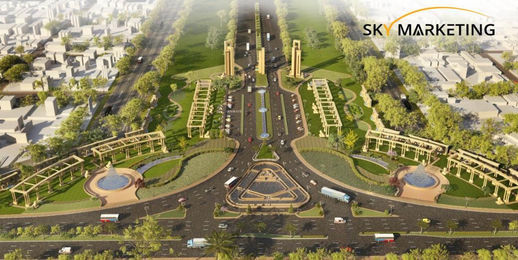 Overseas Prime Block of Capital Smart City