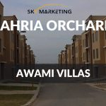 Bahria Orchard Awami Villas lahore