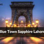 Blue Town Sapphire Lahore