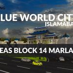 Blue World City Islamabad Overseas Block 14 Marla Plots