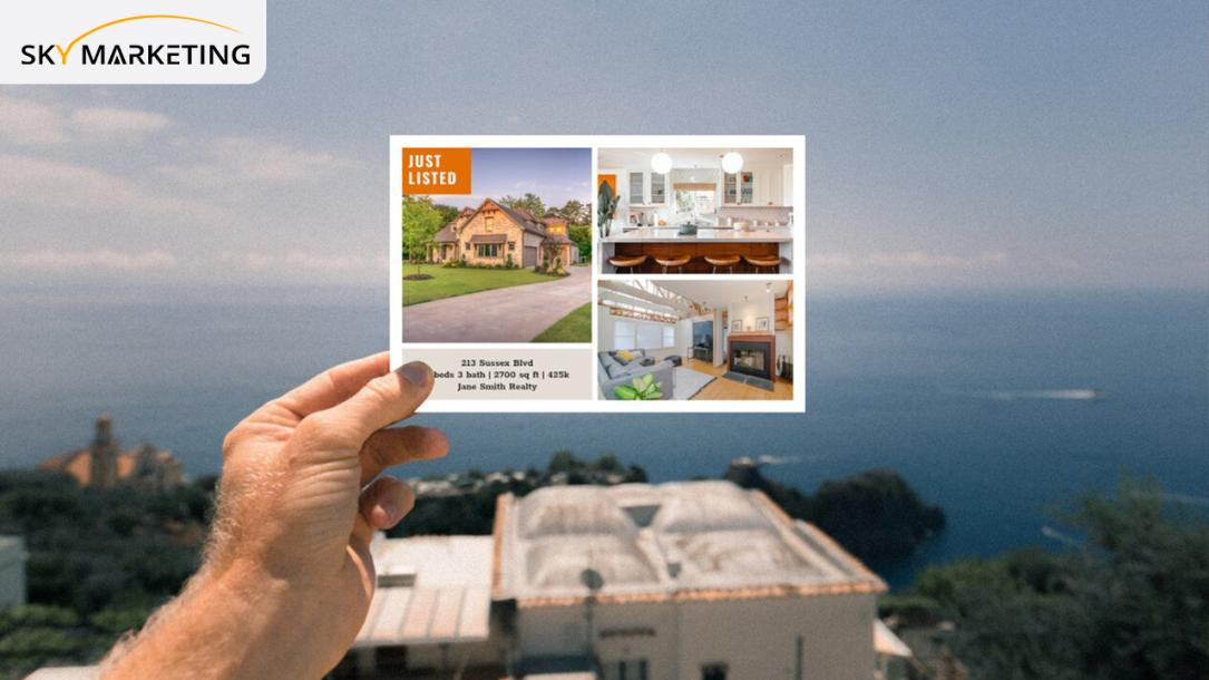 Real Estate Post Cards