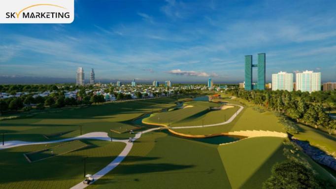Lahore Motorway City Mini Golf Course