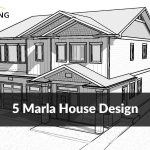 5 Marla House Design