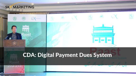CDA Digital Payment Dues System