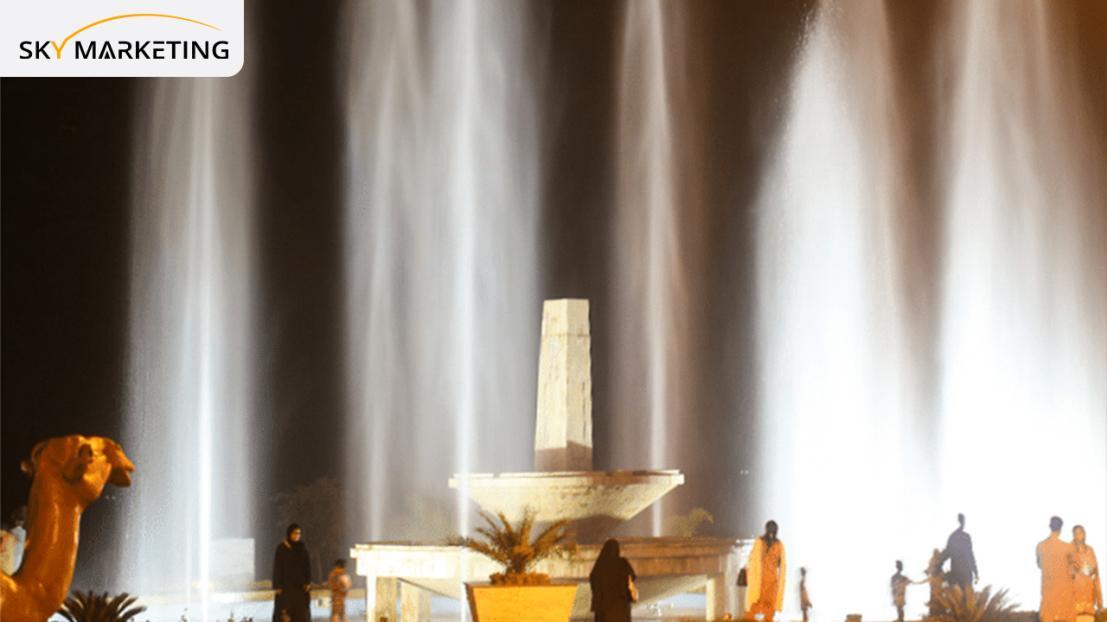 Dancing Fountain Grand City Kharian