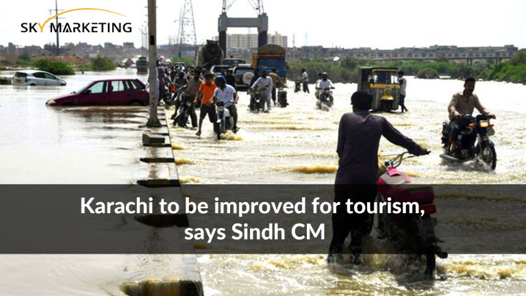 Karachi to be improved for tourism, says Sindh CM
