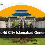 Blue World City Islamabad General Block