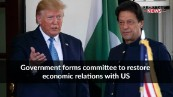 Government forms committee to restore economic relations with US