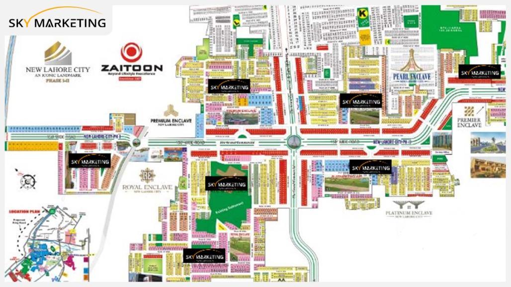 New Lahore City Master Plan