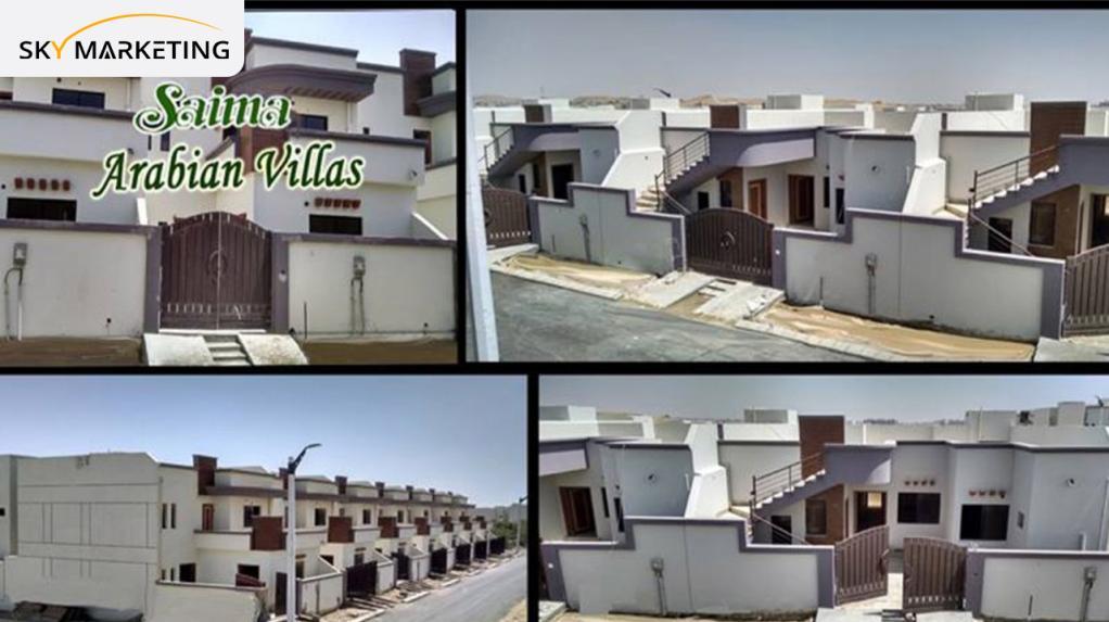 Saima Arabian Villas Developers