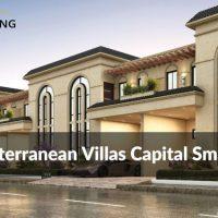 Mediterranean Villas Capital Smart City