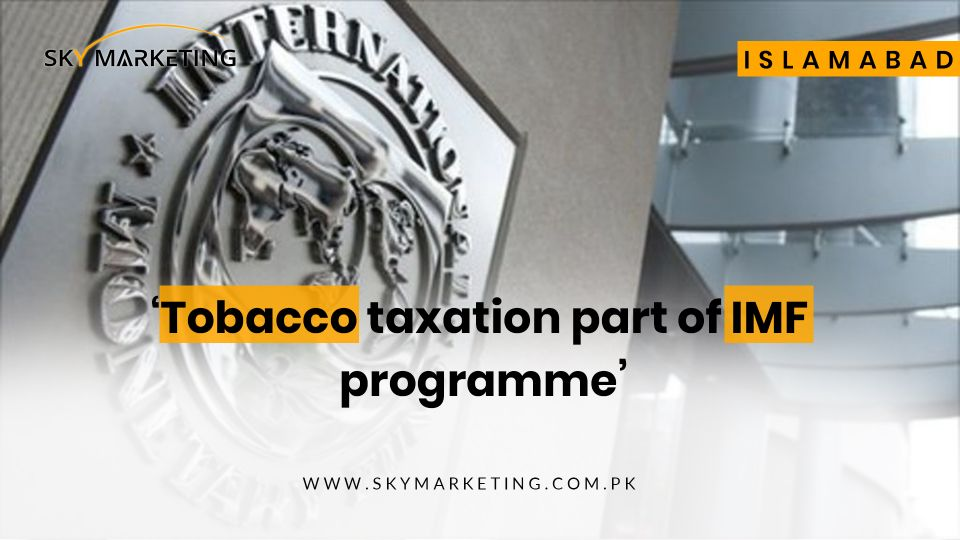 'Tobacco-taxation-part-of-IMF-programme