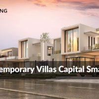Contemporary Villas Capital Smart City