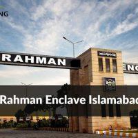 Rahman Enclave Islamabad