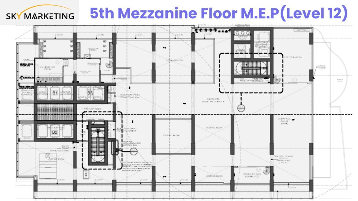 Mall of Islamabad Floor Plans