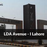 LDA Avenue-I Lahore