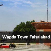 Wapda Town Faisalabad