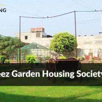 Al-Hafeez Garden Housing Society Lahore