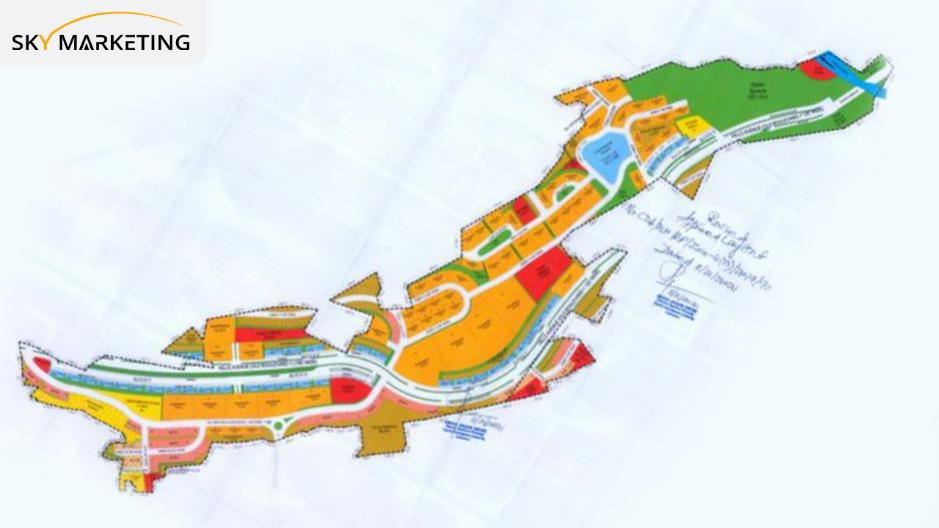 Bahria Enclave II Islamabad Master Plan
