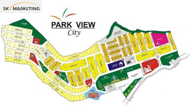 Master-Plan-Map-of-Park-View-City
