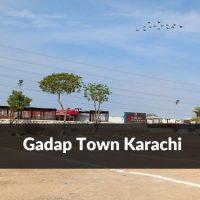 Gadap Town Karachi