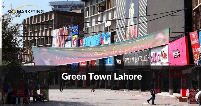 Green Town Lahore