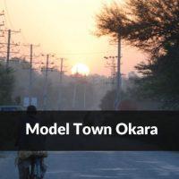 Model Town Okara