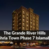 The Grande River Hills Bahria Town Phase 7 Islamabad
