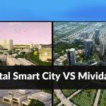 Capital Smart City VS Mivida City