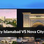Mivida City Islamabad VS Nova City Islamabad