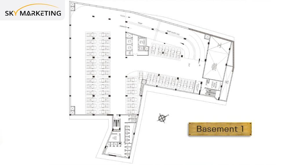 Imarat Builders Mall Basement 1