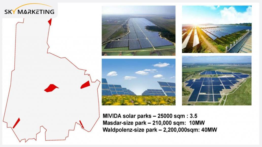 Mivida Islamabad sustainable strategies