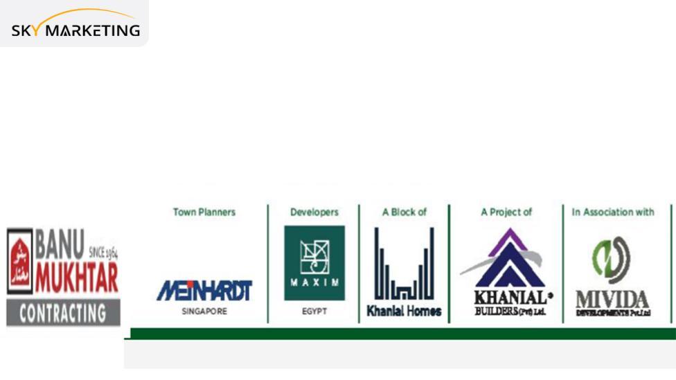 Mivida City Islamabad Developers & Owners