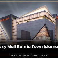 Galaxy Mall Bahria Town Islamabad