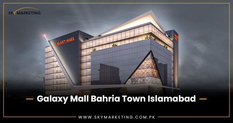 Galaxy Mall Islamabad
