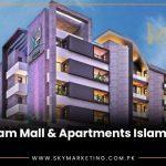 Miusam Mall and Apartments Islamabad